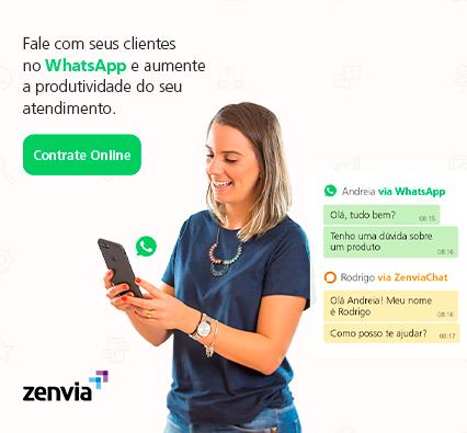Atendimento Whatsapp Zenvia