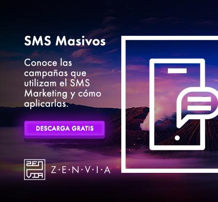 Infografía: SMS Masivos: conoce las campañas que se utilizan en el SMS Marketing y cómo aplicarlas